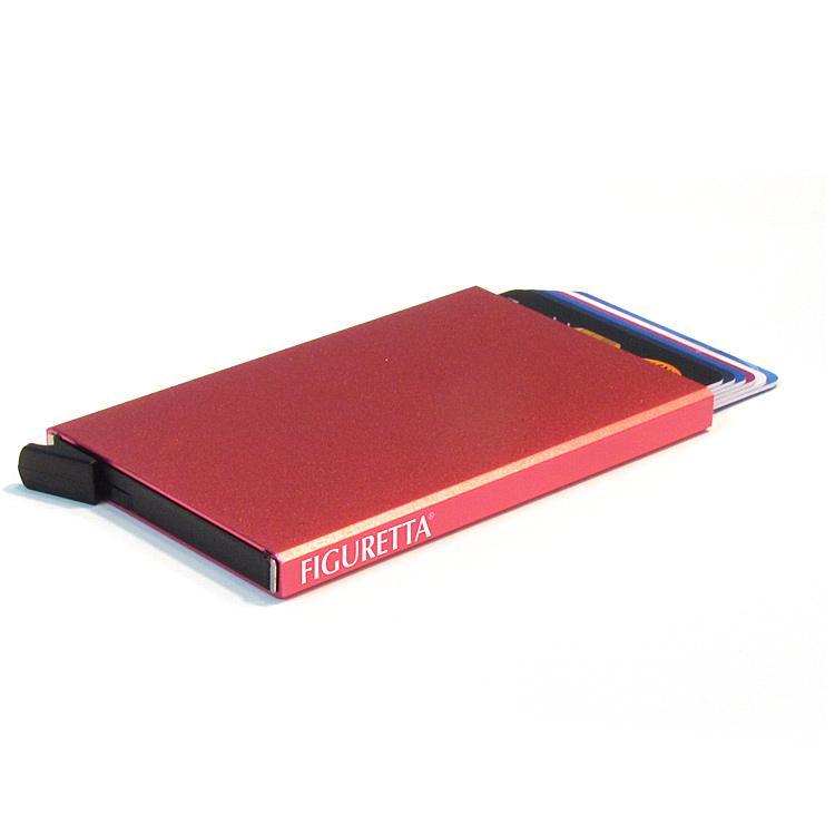 3f7b037fd16 Figuretta cardprotector is de veiligste, handige pasjeshouder die u  beschermt tegen diefstal van privacy-